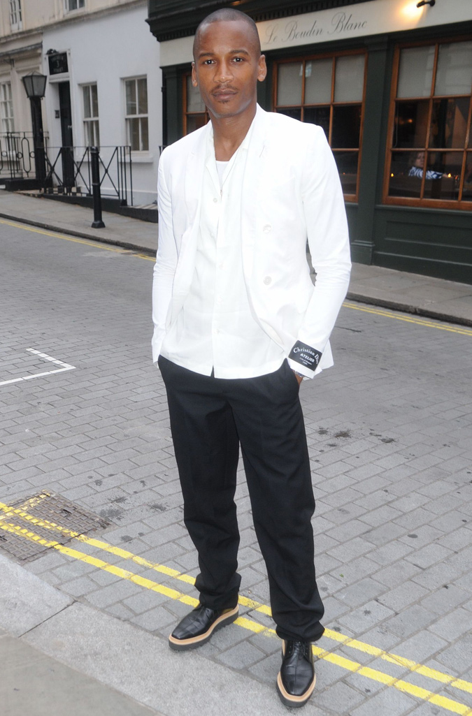 The Best-Dressed Men Of The Week - Eric Underwood in London