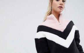 fleece fashion ls