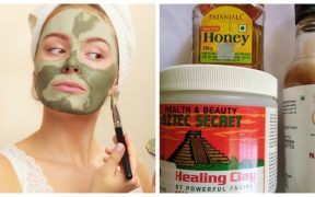 1544285442 Homemade Winter Detox Mask with Aztec Clay