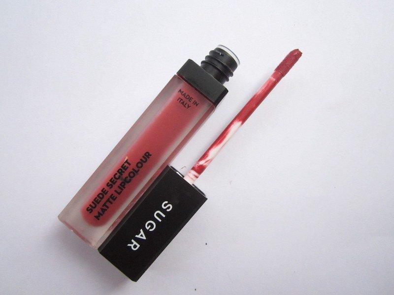 Sugar Suede Secret Matte Lip Colour Rayon Rose