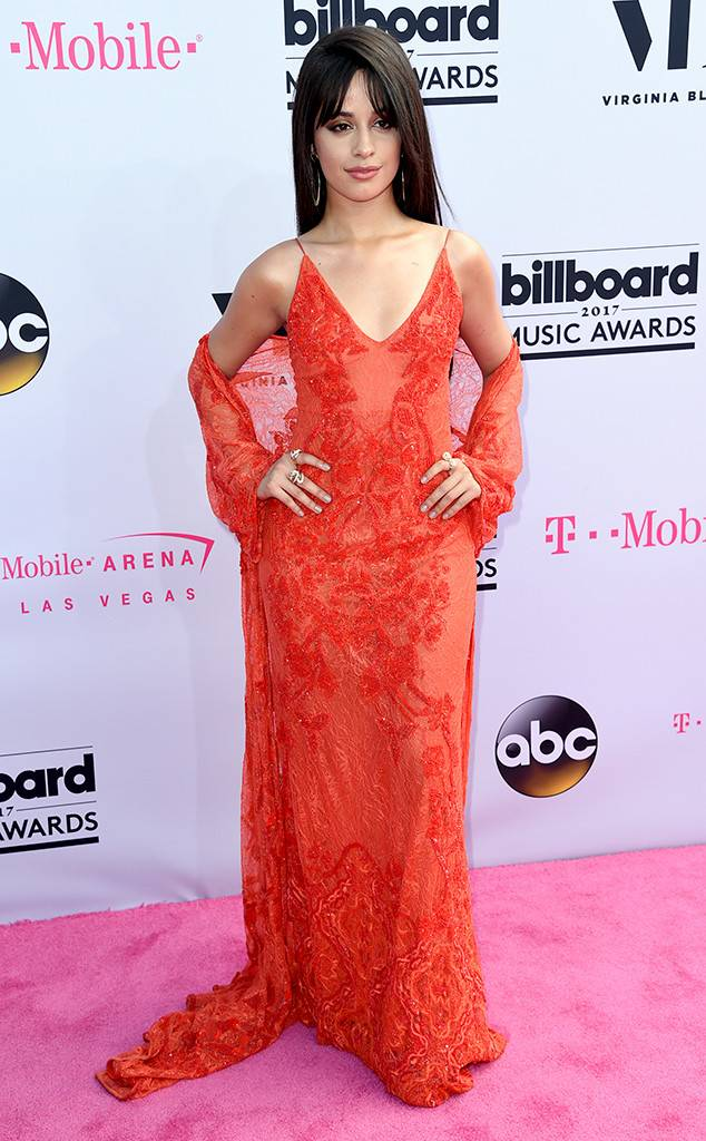 Camila Cabello, 2017 Billboard Music Awards, Arrivals