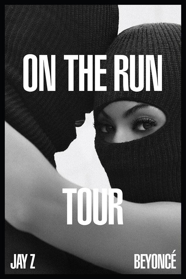 Beyonce, Jay-Z, On The Run Tour