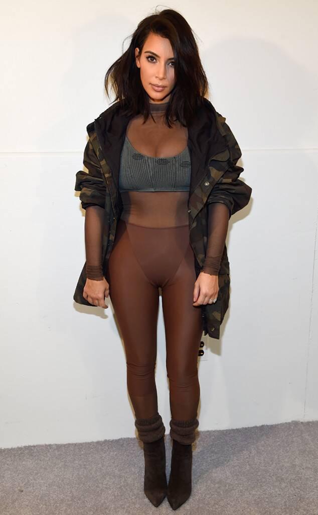 Kim Kardashian, NYFW