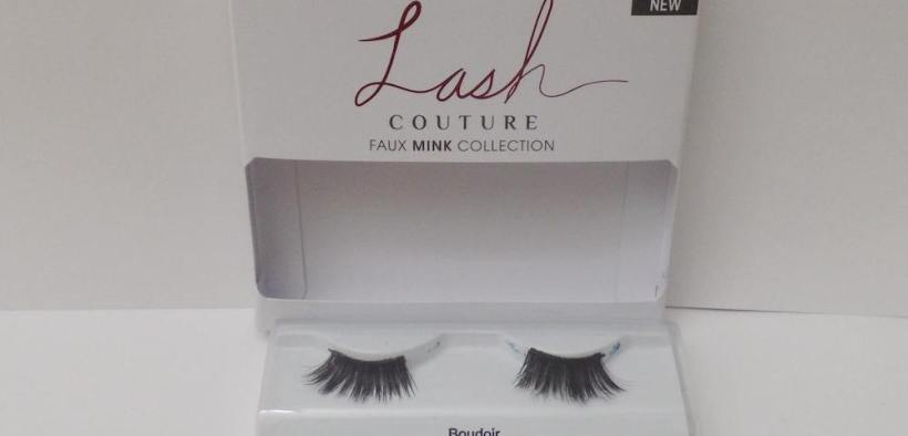Kiss Lash Couture Faux Mink Boudoir False Lashes Review