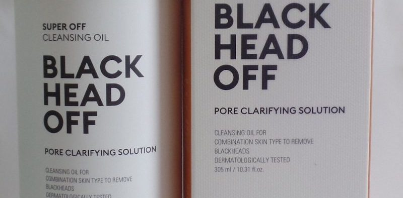 Missha Super Off Cleansing Oil Blackhead Off Pore Clarifying Solution Review