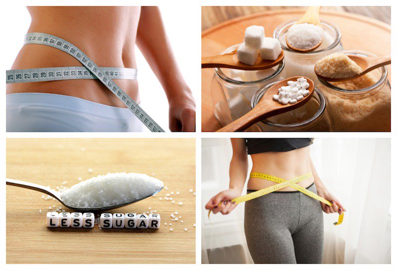 How Sugar Hurts Weight Loss Goals