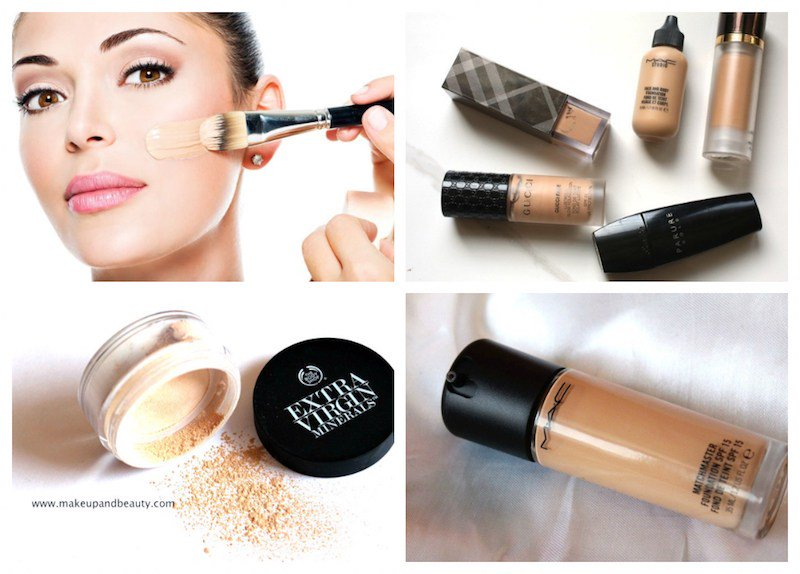 How to Apply Base Makeup