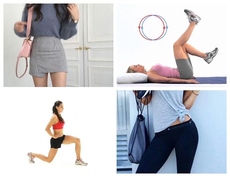 Home Exercises to Get Slim Legs