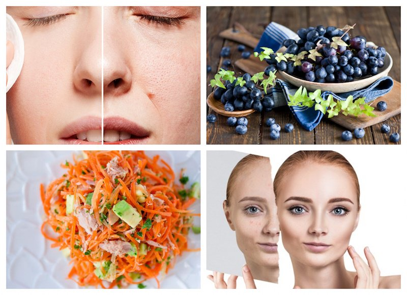 Anti Aging Foods For Glowing Skin and Why They Work