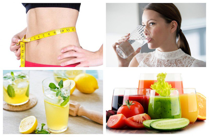 Morning Alkaline Drinks for Weight Loss