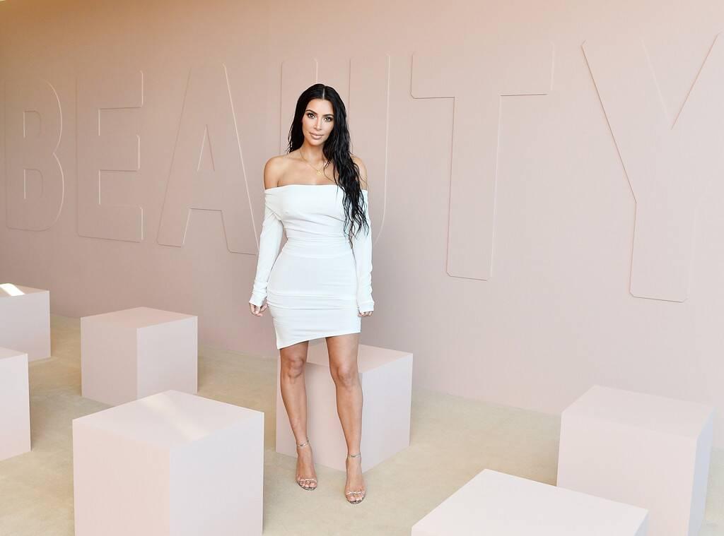 Stars with makeup collections - Kim Kardashian