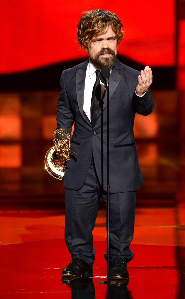 Peter Dinklage, Emmy Awards 2015, Show