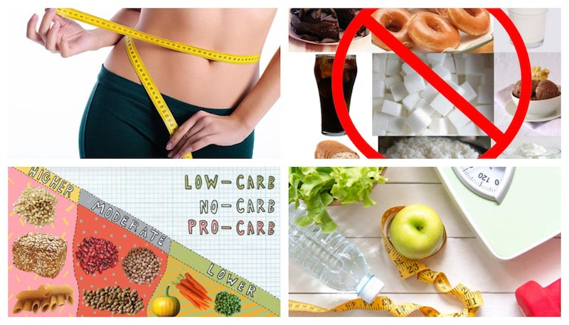 Why Replacing High Starch and High Carb Food Items Is Important To Lose Weight