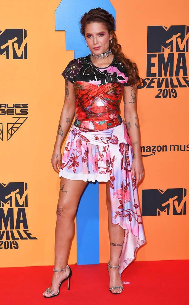 Halsey, MTV EMA
