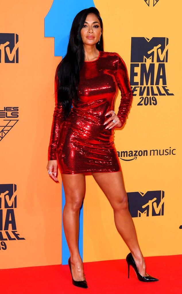 Nicole Scherzinger, MTV EMA