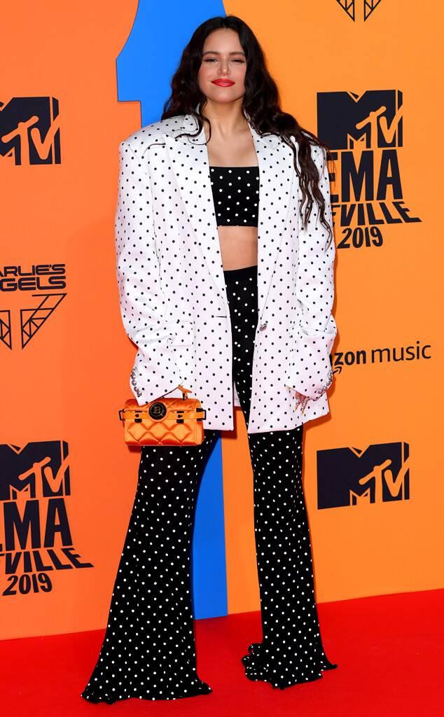 Rosalia, MTV EMA