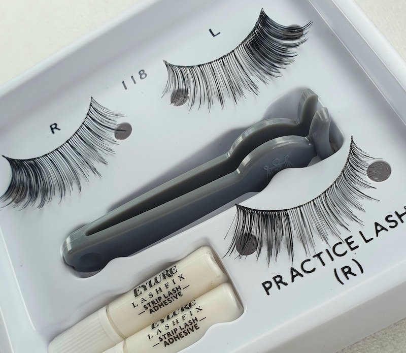 Eylure Lashes Lengthening Starter Kit No 118 packaging