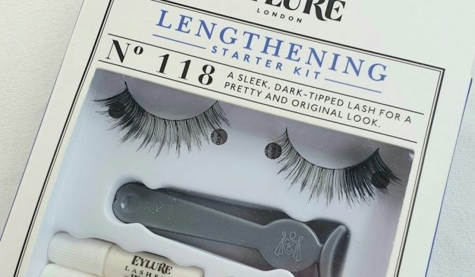 Eylure Lashes Lengthening Starter Kit No Review
