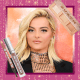 rs x grammys beauty breakdown Bebe rexha buxom