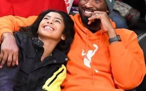 rs x Kobe Bryant Gianna Bryant