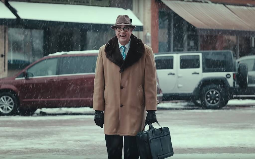 Stephen Tobolowsky, Groundhog Day, Jeep, Super Bowl 2020, Ad