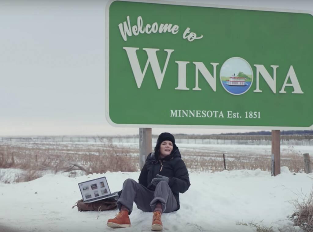 Winona Ryder, Super Bowl 2020