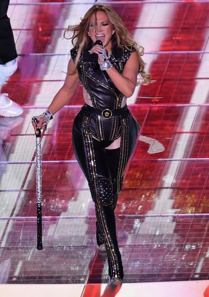 Jennifer Lopez 2020 Super Bowl