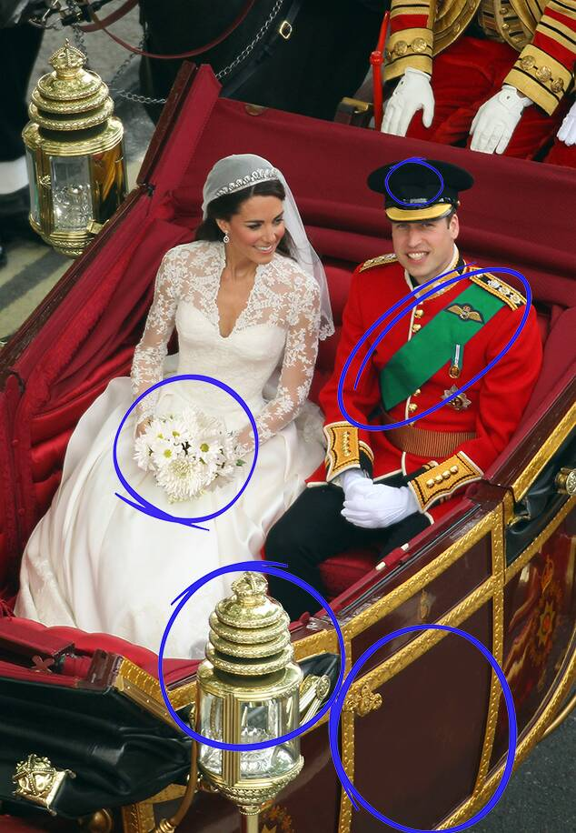 Photo Puzzle 2, Answers, Prince William, Kate Middleton