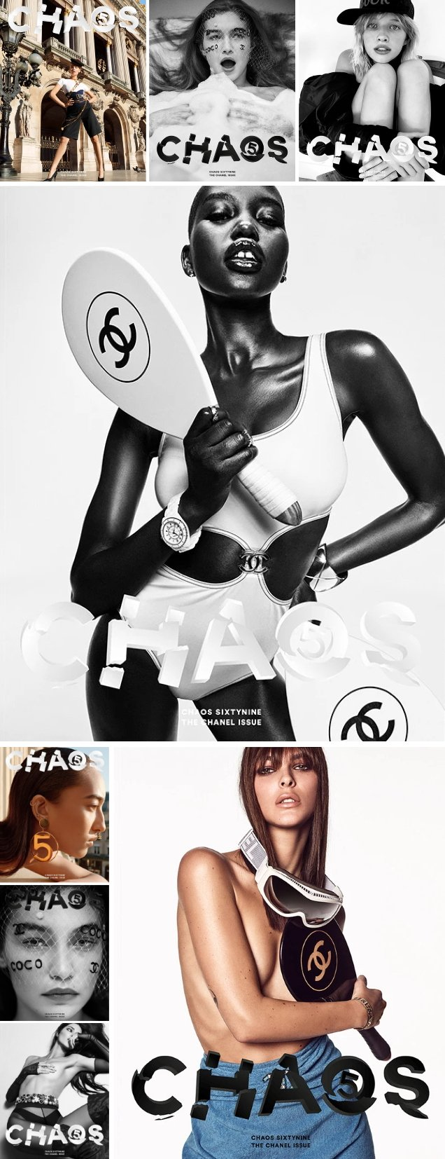 Chaos SixtyNine #5 2020 :'The Chanel Issue'