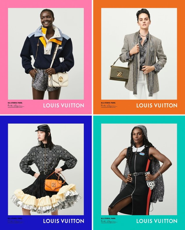 Louis Vuitton F/W 2020.21 by Nicolas Ghesquière