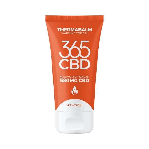 365 CBD Warming Topical Gel
