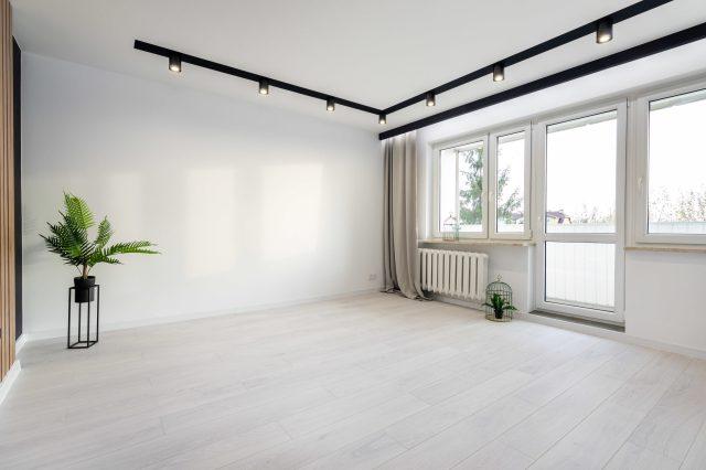 Salon mieszkania