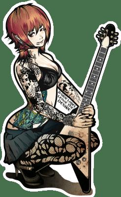 4688-sick-Leave-the-desireギター赤髪