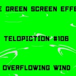 "【No.106】""Overflowing wind"" あふれ出る風/フリー素材/グリーンスクリーン/Free Green Screen Effects"