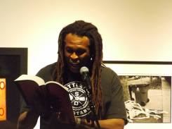 Ted Washington reading from The Book of Books