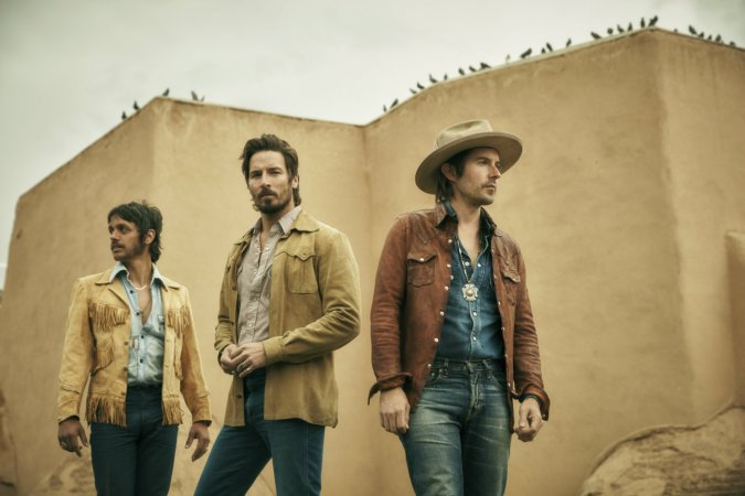 Review: Midland shine bright as their rhinestones on debut, 'On the