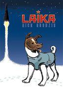"""Laika"" Nick Abadzis - graphic novel"