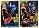 """Giorgio Olivetti e Mimmo Rotella a confronto. """"La Dolce Vita"""" Federico Fellini"""