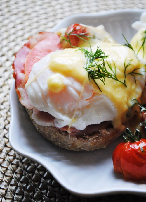 Eggs Benedict | bsinthekitchen.com