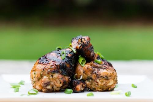 Citrus Marinated Chicken | bsinthekitchen.com #chicken #dinner #bsinthekitchen