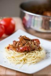 Chicken Cacciatore | bsinthekitchen.com #dinner #pasta #bsinthekitchen