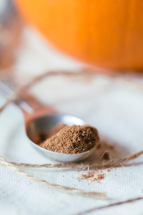 Pumpkin Pie Spice   bsinthekitchen.com #pumpkinpie #pumpkinspice #bsinthekitchen