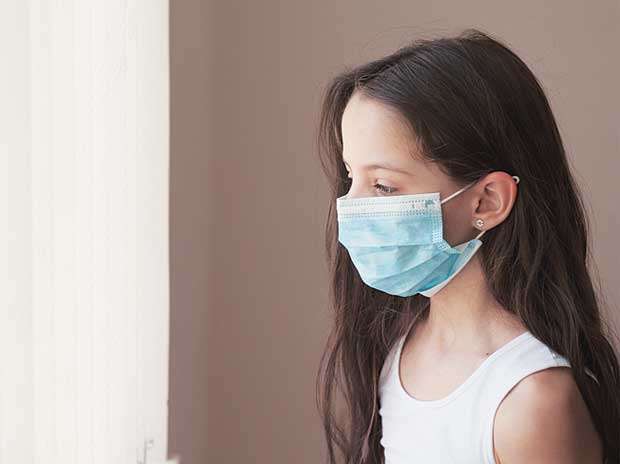 Air quality tied to lung problems in children