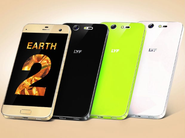 Now, buy Lyf handset and get 20% additional data for a year on Reliance Jio