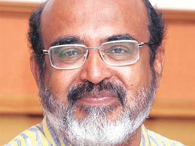 GST standard rate should be 26%: Thomas Isaac