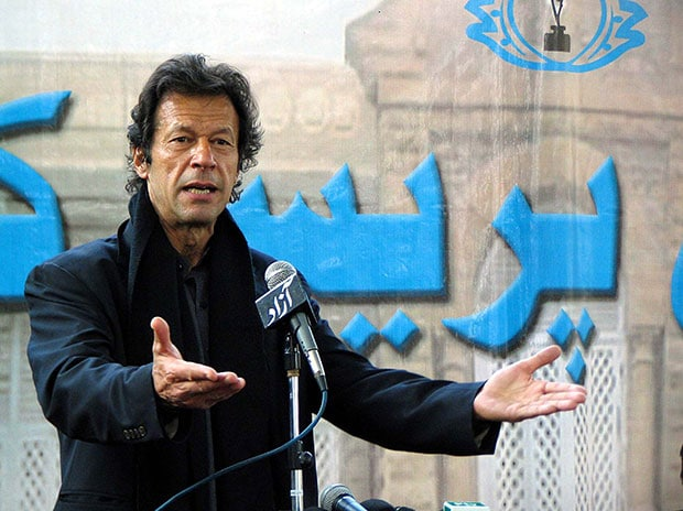 Pakistan Tahreek-i-Insaf Chairman Imran Khan. (Photo: Shutterstock)