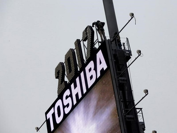 Google, Amazon eye to buy Toshiba's memory chip business