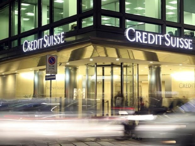Credit Suisse CEO says will need fewer employees after coronavirus crisis