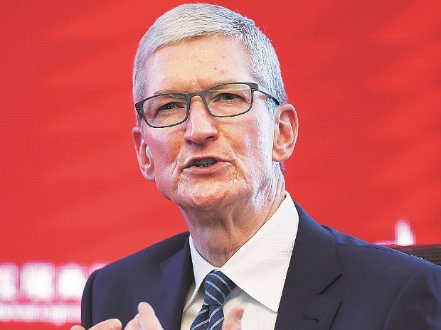 Stand up and recognise rightly provoked outrage: Tim Cook on US protests
