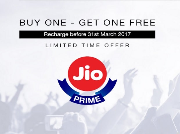 Reliance Jio, Buy one get one